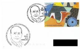 SPAIN. POSTMAK CONTEMPORARY ART. CESAR MANRIQUE. ARRECIFE 2019 - España