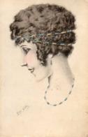 René Gilles  - Femme Portant Un Collier - Ilustradores & Fotógrafos