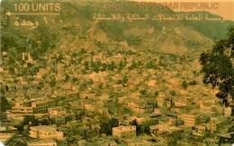 YEMEN - 1YEMB* - Scheda Usata - Yemen