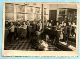 HOFSTADE - Foto Meisjesschool 1948 (17,5 X 12,5 Cm) - Aalst