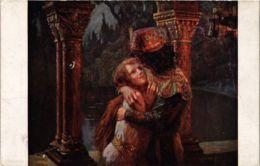 CPA Salon De Paris G. BUSSIERE Romeo Et Juliette (867016) - Peintures & Tableaux