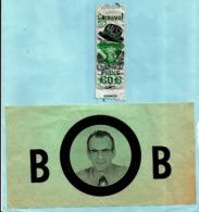 AALST - CARNAVAL 1975 - PRINS BOB - Nominette + Publiciteit - Carnival