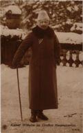 CPA AK Kaiser Wilhelm II Im Grossen Hauptquartier GERMAN ROYALTY (867503) - Koninklijke Families