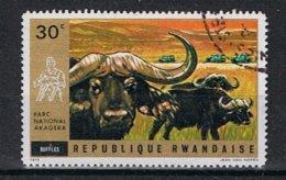 Rwanda Y/T 452 (0) - Rwanda