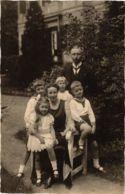 CPA AK Prinz Oscar V. Preussen Mit Familie GERMAN ROYALTY (867642) - Familles Royales