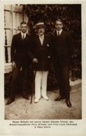 CPA AK Kaiser Wilhelm II Mit Enkeln GERMAN ROYALTY (867961) - Koninklijke Families