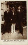 CPA AK Kaiser Wilhelm II Mit Enkeln GERMAN ROYALTY (867961) - Familles Royales