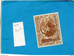 T A A F-timbre N°PA 22 Station Météo Ile Amsterdam- Neuf** Sans Ch  Montré Recto Verso-cote 27.5 Eu - Französische Süd- Und Antarktisgebiete (TAAF)