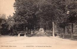 Longuyon - Le Boulevard Des Deux-Eaux - Longuyon