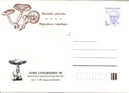COB Czechoslovakia IUMS Congresses 1994 - Mushrooms