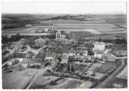 Saint Cézert Vue Générale Aérienne - France