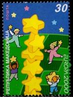 MACEDOINE - Europa CEPT 2000 - Mazedonien