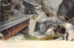 SUISSE Swiss ( TI Tessin ) GOTTHARDBAHN : Dazlo Grande - CPA Colorisée - Switzerland - TI Tessin