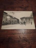 Cartolina Postale 1918, Alessandria, Angolo Piazza Carducci - Alessandria