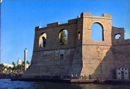 Tripoli - The Castle - Formato Grande Non Viaggiata – E 13 - Libya