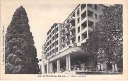 01 - DIVONNE LES BAINS : L'HOTEL Du GOLF - CPA - Ain - Divonne Les Bains