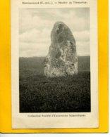 2824 - Montroissier - Menhir De L'Ormorice - France
