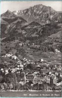 Svizzera Canton Vaud Montreux Rochers Naye - VD Vaud