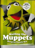 UNITED STATES 2005 Jim Henson & The Muppets: Stationery Pack MINT/UNUSED - Cartoline Ricordo