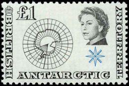 1963 British Antaratic Territory #1-15, Complete Set(15) - Unused Stamps