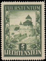 1952 Liechtenstein #264, Complete Set - Unused Stamps