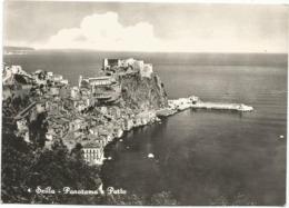 W5133 Scilla (Reggio Calabria) - Panorama E Porto / Non Viaggiata - Other Cities