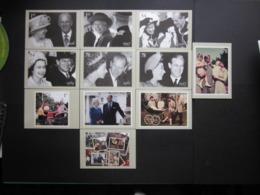 2007 THE ROYAL DIAMOND WEDDING ANNIVERSARY STAMPS P.H.Q. CARDS UNUSED, ISSUE No. 304 - 1952-.... (Elizabeth II)