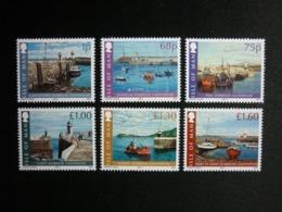 ISLE OF MAN, 2012 Harbor Beacon Michel #1768-73 MNH Cv. 13,00€ - Isola Di Man
