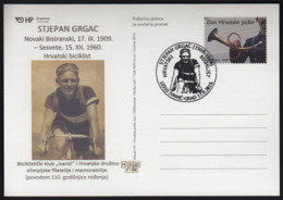 Croatia Ivanic Grad 2019 / Stlepan Grgac 110th Birth Anniversary / Cycling - Radsport