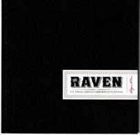 "UNITED STATES 2009 Edgar Allan Poe/""The Raven"": Souvenir Book UM/MNH - Cartoline Ricordo"