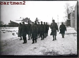CENSURE MILITAIRE PRISONNIERS ALLEMANDS GEPRÜFT KRIEGSGEFANGENENLAGER KRIEG CINEMATROGRAPHIQUE DE L'ARMEE GUERRE 40 - Krieg, Militär
