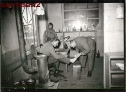 CENSURE MILITAIRE PRISONNIER ALLEMAND GEPRÜFT KRIEGSGEFANGENENLAGER KRIEG CINEMATROGRAPHIQUE DE L'ARMEE GUERRE 40 - Krieg, Militär