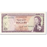 Billet, Etats Des Caraibes Orientales, 20 Dollars, 1965, Undated (1965), KM:15H - Oostelijke Caraïben
