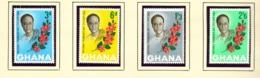 GHANA  -  1964 Founders Day Set Unmounted/Never Hinged Mint - Ghana (1957-...)