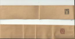 2 ENTIERS Neufs , Bande De Journaux ,n° 83BJ1 & N° 108 BJ5 Avec Date 650.....à Voir.... - Enteros Postales