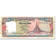 Billet, Bangladesh, 500 Taka, 1998, Undated (1998), KM:34, NEUF - Bangladesch