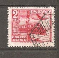 España/Spain-(usado) - Edifil  1039 - Yvert  Aéreo-238 (o) - Aéreo