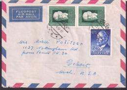 Österreich - 1959 - Brief - - 1945-.... 2a Repubblica