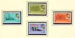 GHANA  -  1964 Republic Set Unmounted/Never Hinged Mint - Ghana (1957-...)