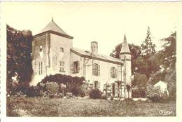SAINT-BARTHELEMY-LESTRA - Château Des Tourelles - Feurs