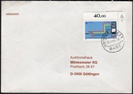 Germany Neuberg 1988 / Europa CEPT, Telecomunications - Europa-CEPT