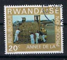 Rwanda Y/T 676 (0) - Rwanda