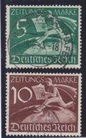 DR MiNr. Z738-739 Gest. - Deutschland