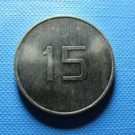 Token - Casino Da Madeira - 15 - Zonder Classificatie