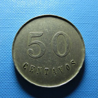 Token - 50 Centavos - Jetons En Medailles