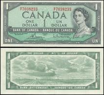 Canada 1 Dollar. 1954 (1972) Unc. Banknote Cat# P.75c - Canada