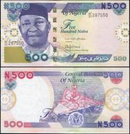 Nigeria 500 Naira. 2015 Unc. Banknote Cat# P.30q - Nigeria