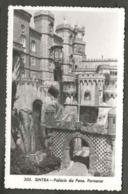 Cartão Postal. Portugal. Sintra. Palacio Da Pena. Pormenor - Castillos