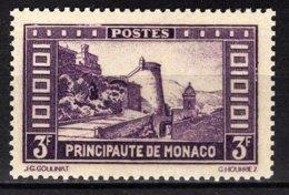 MONACO 1933 / 1937 -  Y.T. N° 130  -  NEUF** /3 - Unused Stamps