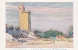 AVIGNON - LA TOUR DE PHILLIPE LE BEL - Avignon